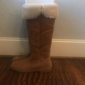 UGG Knee High Boots - 9.5